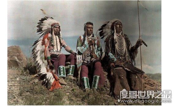 印第安人是什么人种,他们大多数人具备黄种人的特点