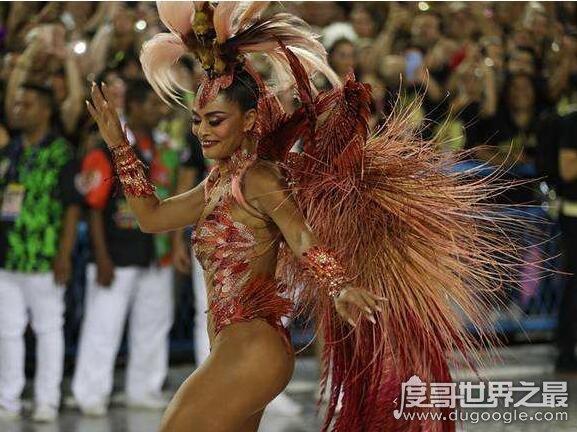 世界上最大的狂欢节,大尺度的巴西狂欢节(还是易装癖者的天堂)