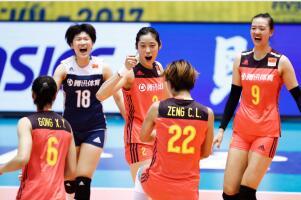 中国女排身高一览表,中国女排平均身高1.869米(位居世界第一)