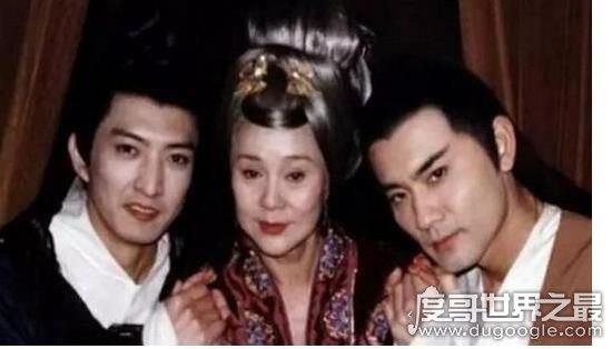 女皇武则天面首有几个,最着名的是薛怀义/张易之/张昌宗/沈南璮
