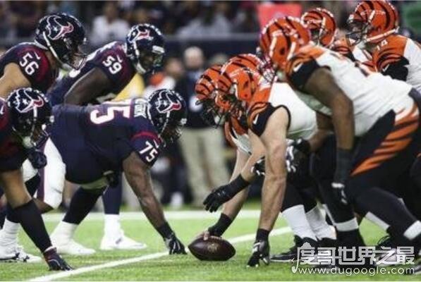 美国四大体育联盟盘点,NFL橄榄球联盟为第一赛事(NBA屈居第二)