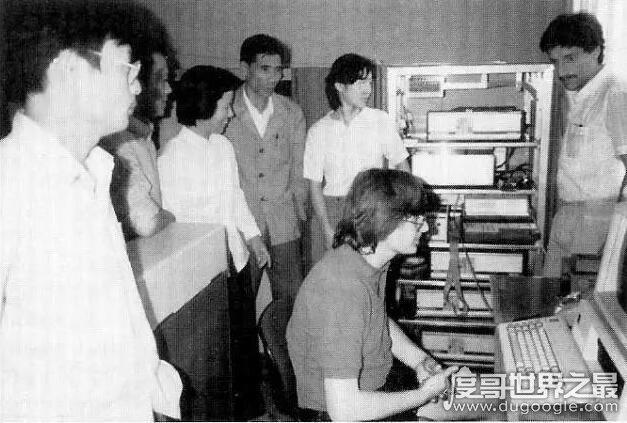 中国第一封电子邮件,1987年9月14日从北京发往德国(历时6天)