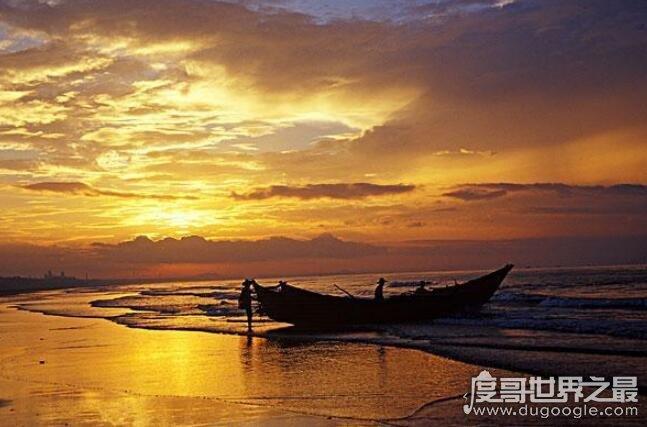 茂名中国第一滩的名称由来,被称为东方夏威夷(沙滩与美景共存)