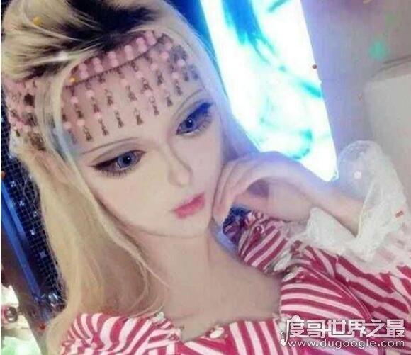 中国第一芭比,芭比迪丽拉美照盘点(每一张都超像芭比娃娃)