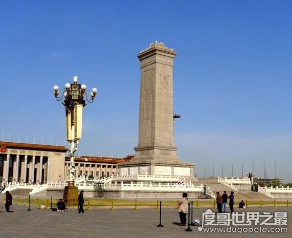 人民英雄纪念碑多高,高达37.94米(它的建造花费巨大人力物力)