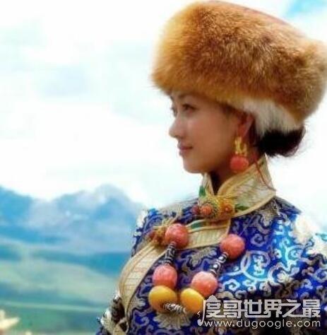 川藏第一美女,罗绒仲呷比天仙还漂亮100倍(内附美照欣赏)
