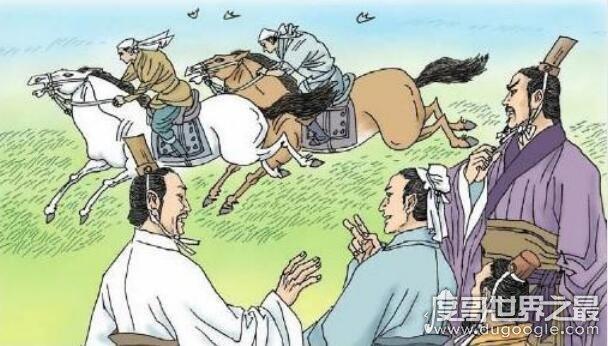 关于马的寓言故事_战国时期田忌赛马的故事,用长处对付别人的短处(更容易获胜 ...