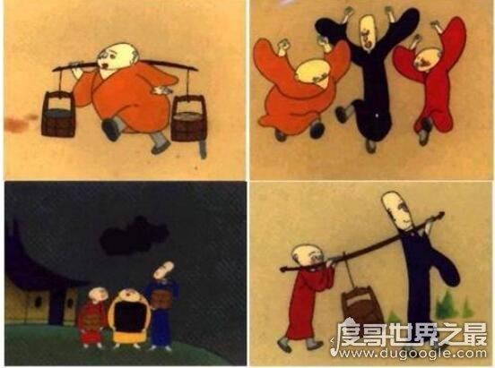 中国第一部动画片,是1926年由万师兄弟出品的《大闹画室》