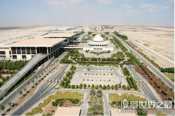 世界第一大机场,沙特阿拉伯建造面积35.07平方公里的巨型机场