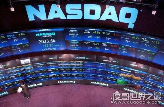 世界十大证券交易所排名,纽约证券交易所位列榜首(市值最高)