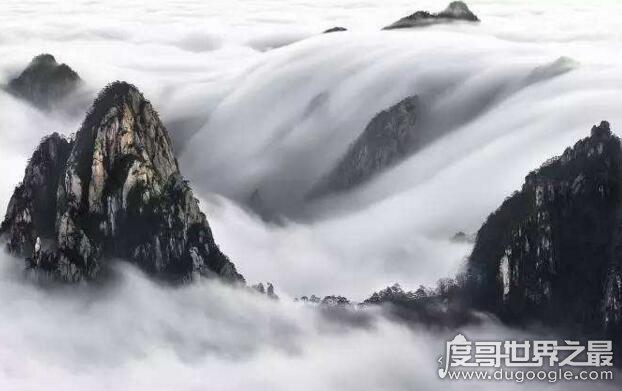 天下第一奇山黄山四绝分别是什么,黄山奇石是最神秘