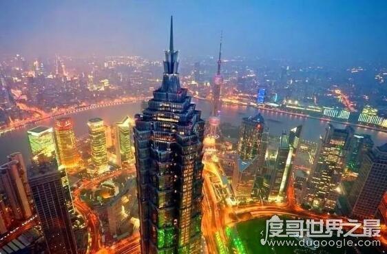中国最高的酒店排名,上海柏悦酒店高达492米位居榜首