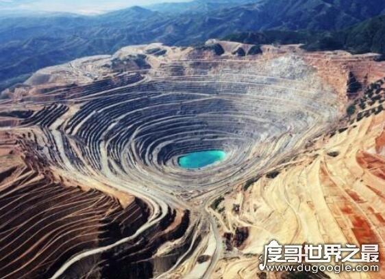 中国最大的露天铜矿厂,江西德兴铜矿(从唐宋时期开采到现代)