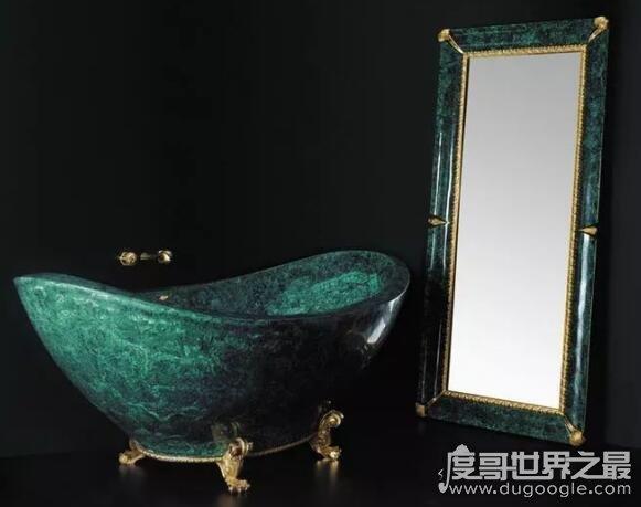 世界上最贵的浴缸,Le Grand Queen浴缸售价高达一千多万元
