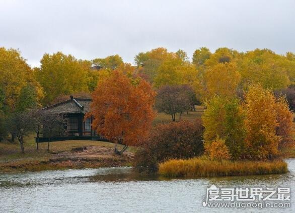 清朝皇帝狩猎的木兰围场在哪里,位于河北省东北部的内蒙古草原
