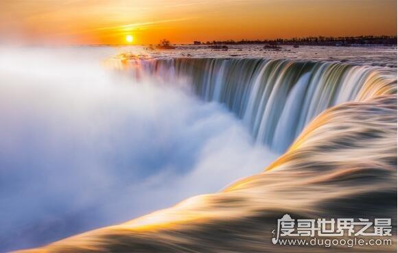 世界三大瀑布排名,都是跨越两国的超级大瀑布(气势宏伟壮观)