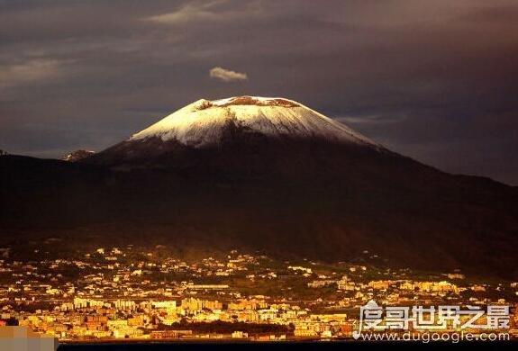 世界十大超级火山排名,最具爆发力的黄石公园超级火山位居榜首