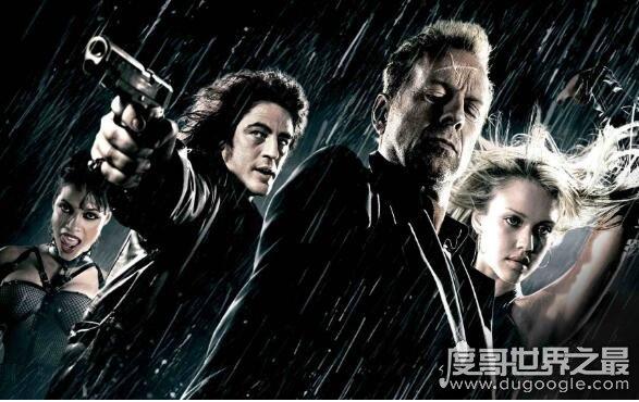 评分最高的暴力美学电影排行,这五部经典电影豆瓣评分超高