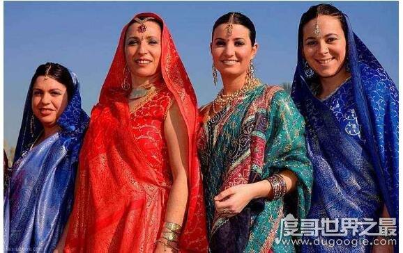 现今世界一夫多妻制的国家盘点,这十个国家有钱就可以娶多个女人
