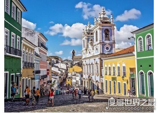 巴西第一大城市是哪个,是圣保罗(巴西最大的10个城市排名)