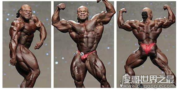 健美界最受欢迎的运动员,凯格林是位世界级的肌肉王者