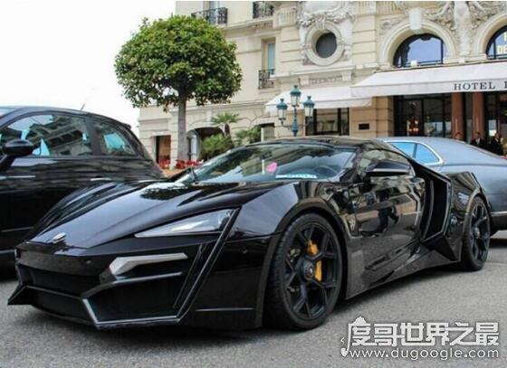 世界上最贵的十�`魂辆车,劳斯莱斯的Sweptail售价9000多万元