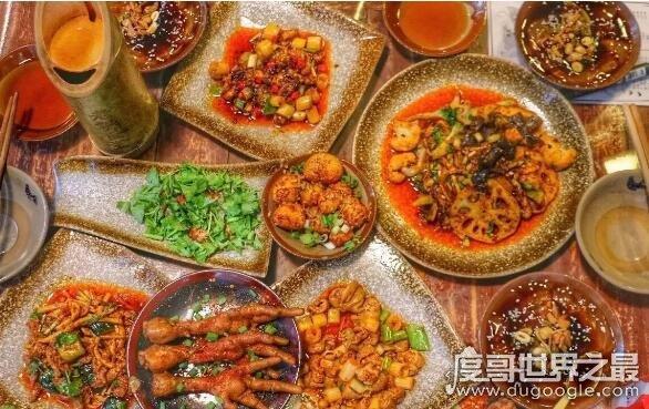 2019中国十大吃货城市出炉,看看你所在的城市有没有上榜