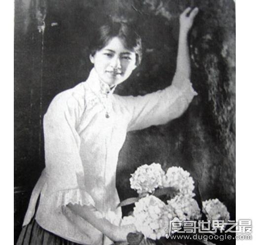 民国女神徐谟佳旧照流出,颜值完全不输陆小曼/林徽因(女神盘点)