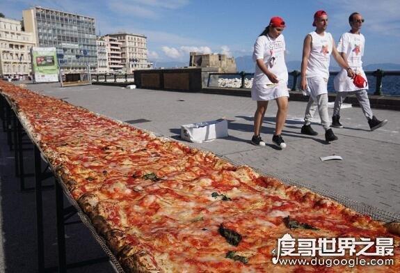世界上最长的香肠,西班牙制作出175米的猪血香肠