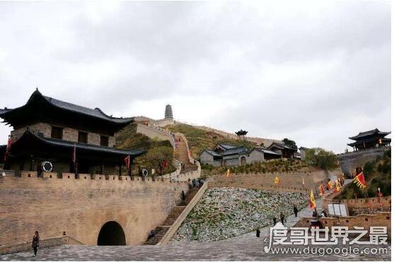 乔峰自尽的雁门关在哪里,位于山西忻州市代县以北的雁门山中