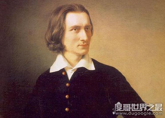 钢琴之王是说的谁?是指弗朗茨·李斯特(19世纪最辉煌的钢琴家)