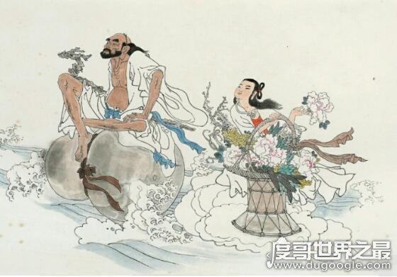 道教八仙中的蓝采和是男是女,是男的(关于蓝采和的介绍)