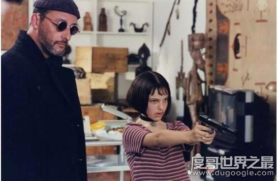 豆瓣评分最高的5部杀手电影,《这个杀手不太冷》是永远的经典