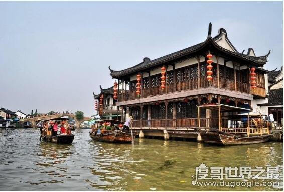 上海四大古镇分别是哪里,关于这四大古镇具体位置的介绍