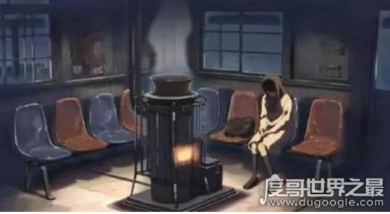 日本如月车站事件是真事假,少女深夜搭乘电车到了不存在的车站