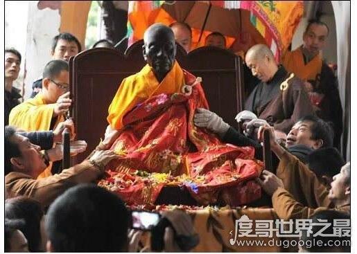 六祖慧能肉身千年不腐之谜,其实他就是一个中国版的木乃伊