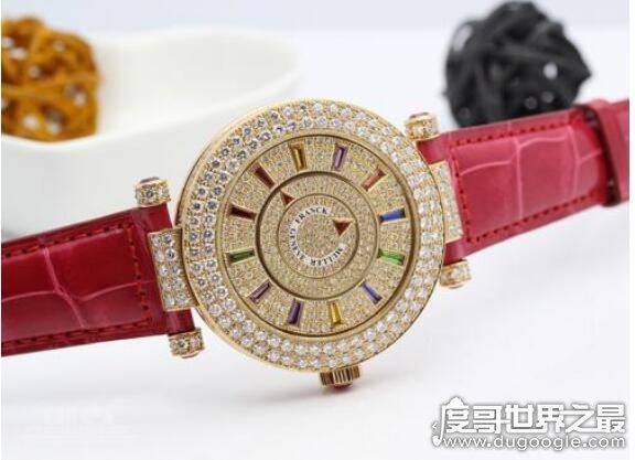 世界上最贵的女士手表排名,盘点十款价格最贵的女士手表