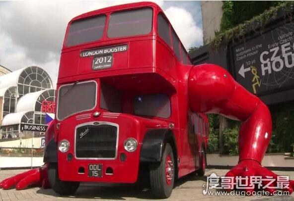 世界上最奇葩的公交车,能做俯卧撑的车(盘点公交车的世界之最)