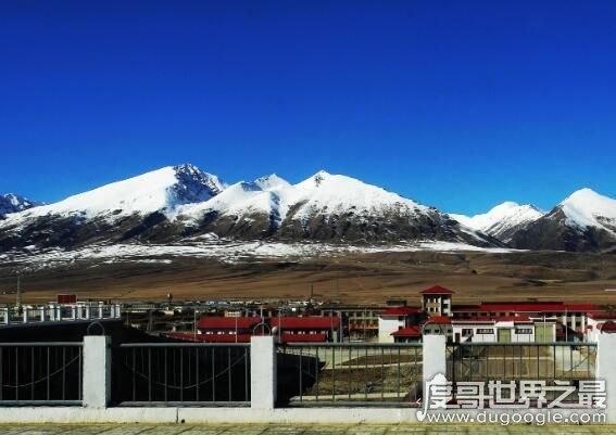 全球海拔最高的火车站,海拔高达5068米的唐古拉山火车站