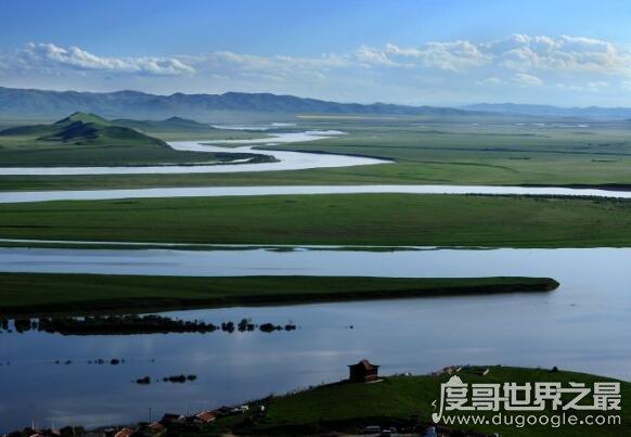 世界上含沙量最大的河,黄河最高时年产39亿吨沙(如今改善良好)