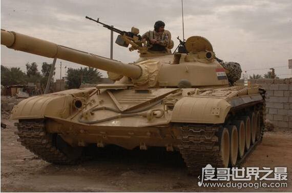 世界上最广泛使用的坦克,t-72主战坦克(盘点各种型号坦克)