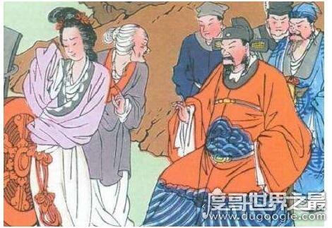 西门豹治邺的故事,西门豹设计破除迷信使邺地重新繁荣起来