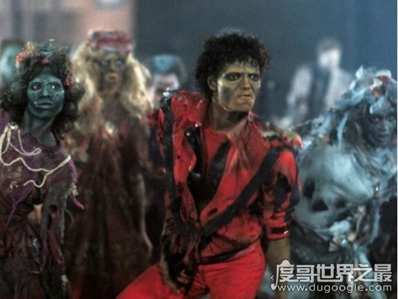 世界上销量最高的专辑,迈克尔·杰克逊Thriller(1.11亿张)