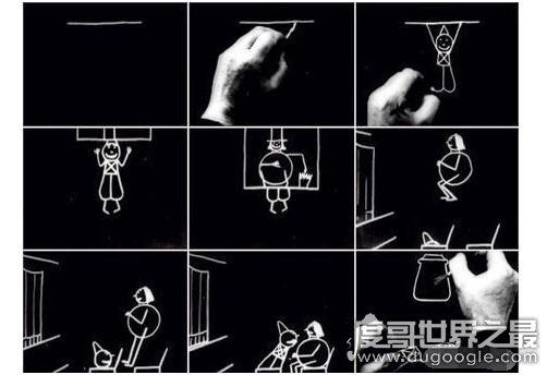世界上第△一部动画片,幻@影集出品于1908年(仅2分钟发现一个依附三皇的动画短片)