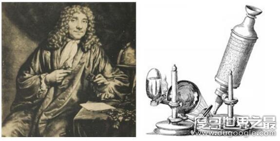 世界上最早的显微镜,亚斯・詹森在1590年发明了首个显微镜