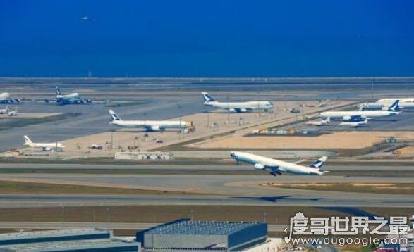 世界上造价最昂贵的机场,中国香港国际机场(耗资1600亿港元)