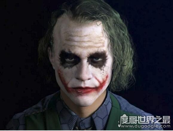 扮演小丑最成功的人,希斯·莱杰怎么死的?(死于意外服药过量)