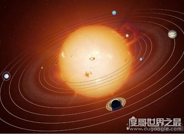 太阳系自转最慢的行星,金星(自转周期需要243天)