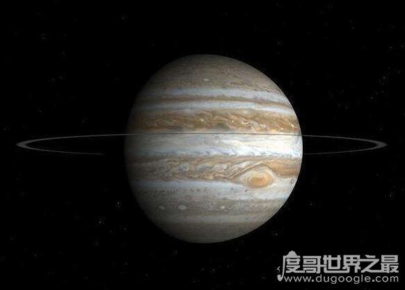 太阳系自转最快的行星,木星(自转一周只需要9小时50分30秒)