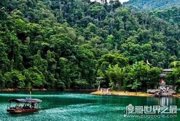 中国第一个自然保护区,鼎湖山国家级自然保护区(成立于1956年)